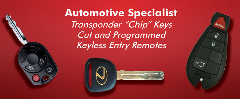Car Keys Replacement Auto Locksmith